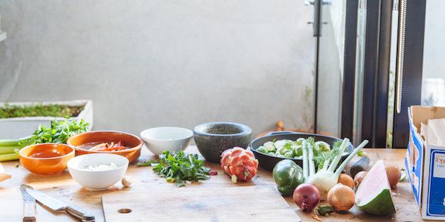 5 базовых принципов правильного питания